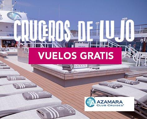 Cruceros AZAMARA